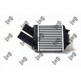 koop ABAKUS Intercooler, inlaatluchtkoeler 010-018-0001 op elk moment