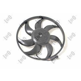 ABAKUS ventillátor, motorhűtés 037-014-0028 - vásároljon bármikor