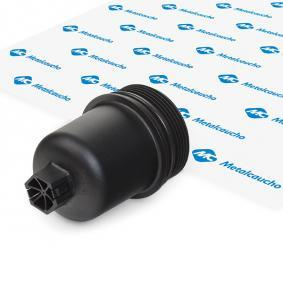 buy Metalcaucho Cover, oil filter housing 03813 at any time