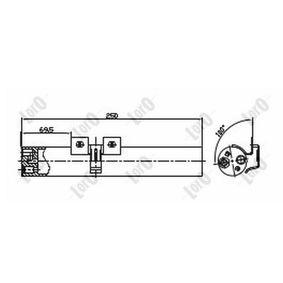 acheter ABAKUS Filtre déshydratant, climatisation 042-021-0010 à tout moment
