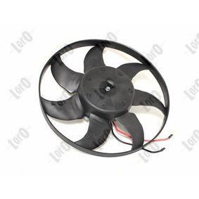 ABAKUS ventillátor, motorhűtés 053-014-0040 - vásároljon bármikor