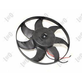 compre ABAKUS Ventilador, refrigeração do motor 053-014-0040 a qualquer hora