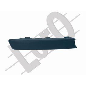 ABAKUS dísz- / védőcsík, lökhárító 053-22-532 - vásároljon bármikor