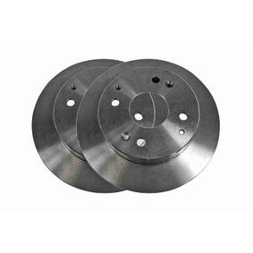 Disco freno VAICO V26-40002 comprare e sostituisci