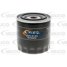 Filtro de óleo V25-0144 com uma excecional VAICO relação preço-desempenho