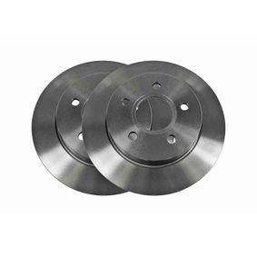 Disco freno V25-40011 con un ottimo rapporto VAICO qualità/prezzo