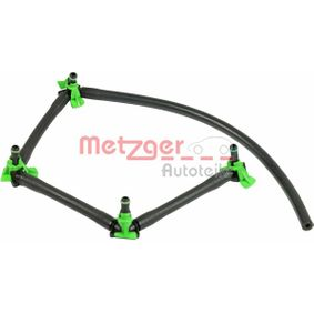 buy METZGER Hose, fuel overflow 0840048 at any time