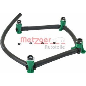 buy METZGER Hose, fuel overflow 0840054 at any time