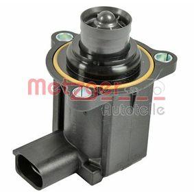 METZGER Válvula aire inversión, turbocompresor 0892306 24 horas al día comprar online