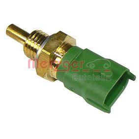 köp METZGER Sensor, bränsletemperatur 0905404 när du vill