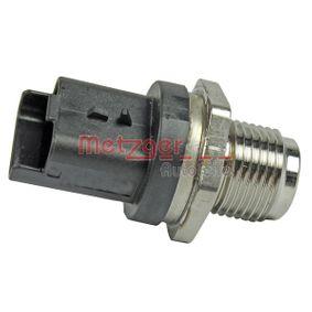 koop METZGER Sensor, brandstofdruk 0906226 op elk moment