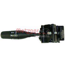 kúpte si METZGER Spínač hlavného osvetlenia 0916377 kedykoľvek