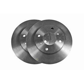 Bremsscheibe V38-80006 mit vorteilhaften VAICO Preis-Leistungs-Verhältnis