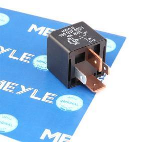 Αγοράστε MEYLE Ρελέ πολλαπλών λειτουργιών 100 937 0001 οποιαδήποτε στιγμή