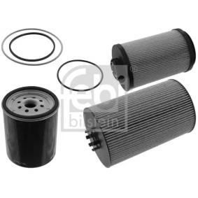 Order 100338 FEBI BILSTEIN Parts Set, maintenance service now