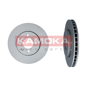 Brake Disc 103241 KAMOKA Secure payment — only new parts