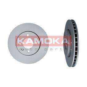 Disco de travão 103241 KAMOKA Pagamento seguro — apenas peças novas