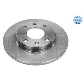 Disco de travão 11-15 521 0036 MEYLE Pagamento seguro — apenas peças novas