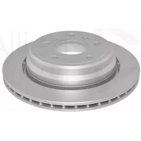 Disco de travão BAR20154 com uma excecional BARUM relação preço-desempenho