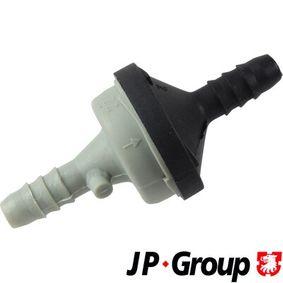 Αγοράστε JP GROUP Βαλβίδα, έλεγχος αέρα αναρρόφ. 1115401900 οποιαδήποτε στιγμή