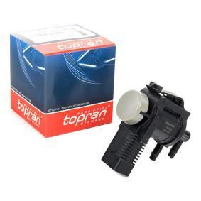 compre TOPRAN Válvula de comutação, borboleta dos gases de escape 115 383 a qualquer hora