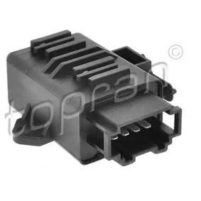 buy TOPRAN Control Unit, seat heating 116 031 at any time