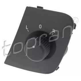 TOPRAN Schalter, Spiegelverstellung 116 037 Günstig mit Garantie kaufen