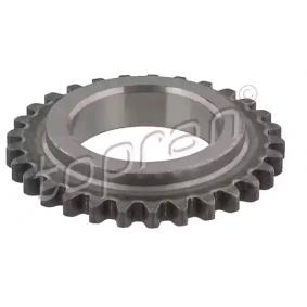 buy TOPRAN Gear, crankshaft 116 421 at any time