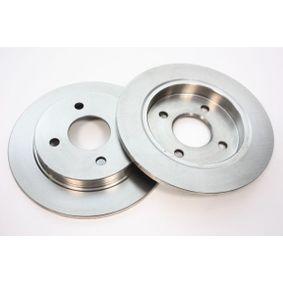 Disque de frein 120010410 AUTOMEGA Paiement sécurisé — seulement des pièces neuves