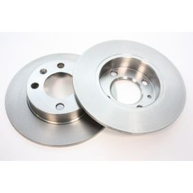 Brake Disc 120038610 AUTOMEGA Secure payment — only new parts