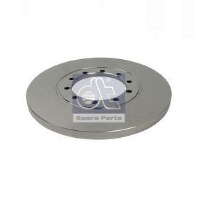 Disco de travão 13.31007 DT Pagamento seguro — apenas peças novas