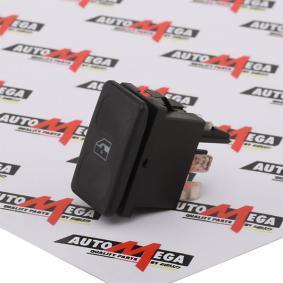 AUTOMEGA Przełącznik, pPdnośnik szyby 150017710 kupować online całodobowo