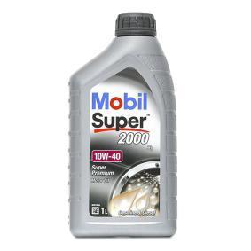 Comprar y reemplazar Aceite de motor MOBIL 150562