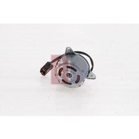 compre AKS DASIS Motor eléctrico, ventilador do radiador 168062N a qualquer hora