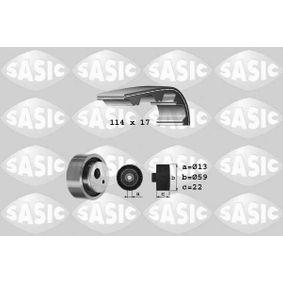 Juego de correas dentadas 1750024 SASIC Pago seguro — Solo piezas de recambio nuevas