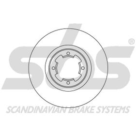 Brake Disc 1815204402 sbs Secure payment — only new parts