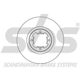 Disco freno 1815204402 sbs Pagamento sicuro — Solo ricambi nuovi