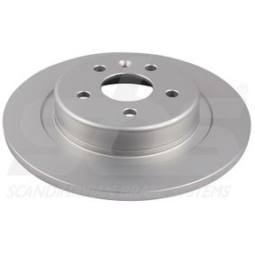 Brake Disc 1815313682 sbs Secure payment — only new parts