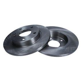 Disco freno 19-1193 con un ottimo rapporto MAXGEAR qualità/prezzo