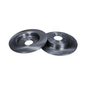 Disco freno 19-1205 con un ottimo rapporto MAXGEAR qualità/prezzo
