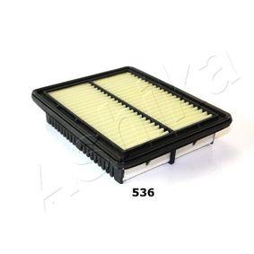 Kúpte a vymeňte Vzduchový filter ASHIKA 20-05-536