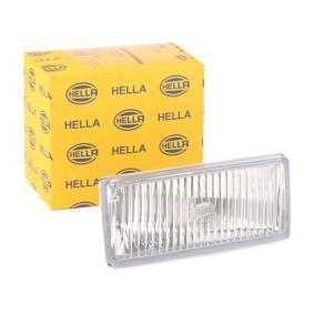 Bloc-optique, projecteur antibrouillard 1NB 123 582-001 HELLA Paiement sécurisé — seulement des pièces neuves