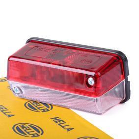 compre HELLA Luz delimitadora do veículo 2XS 005 020-001 a qualquer hora