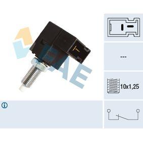 FAE Kapcsoló, kuplung működtetés (tempomat) 24544 - vásároljon bármikor