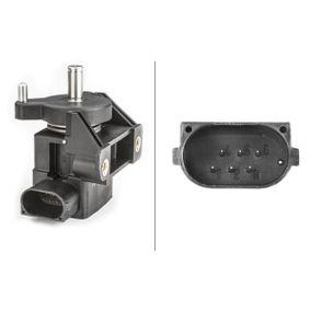 HELLA Sensor, posición pedal 6PV 008 496-441 24 horas al día comprar online