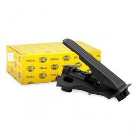 HELLA Sensor, Gaspedalstellung 6PV 010 946-011 Günstig mit Garantie kaufen