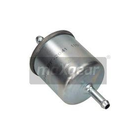 palivovy filtr 26-0594 MAXGEAR Zabezpečená platba – jenom nové autodíly