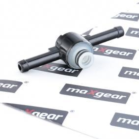 compre MAXGEAR Válvula, filtro de combustível 27-0116 a qualquer hora