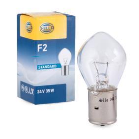 köp HELLA Glödlampa, arbetsstrålkastare 8GA 002 083-251 när du vill