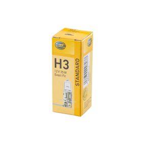 köp HELLA Glödlampa, arbetsstrålkastare 8GH 002 090-271 när du vill